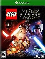 LEGO Star Wars: The Force Awakens (Microsoft Xbox One, 2016) Brand New Fast Ship
