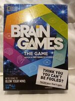 National Geographic Brain Games | The Game NEW Sealed