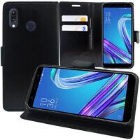 """Etui Coque Housse Portefeuille Asus Zenfone Max Pro (M1) ZB601KL/ ZB602KL 5.99"""""""
