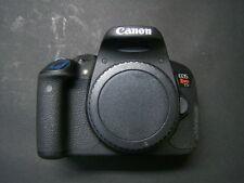 Canon EOS 700D (EOS Rebel T5i / EOS Kiss X7i) Digital Camera BODY ONLY