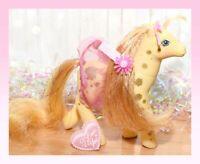 ❤️My Little Pony MLP G1 Vtg Glittery Sweetheart Sister Twinkler Earring Suns❤️