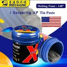 Low Temp Solder Paste Mechanic Xp5 Flux Ipx7 Pcb Weight 42g 148c