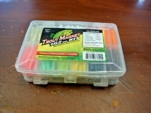 New Leland's Lures TROUT Magnet 152 Piece Kit *** Brand New ***