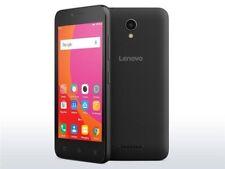 "Lenovo B 8GB 4.5"" Unlocked 4G Android Smartphone - Black Single Sim"