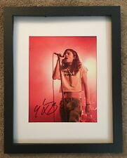 Garrett BORNS Signed Autographed MATTED/FRAMED 8x10 PHOTO DISPLAY w/COA PROOF*