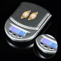 Mini 500g/0.1g Digital LCD Electronic Jewelry Pocket Gram Balance Weight Scale