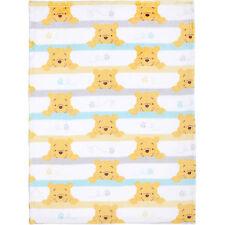 Disney Pooh Together Forever Super Soft Baby Fleece Blanket - Unisex