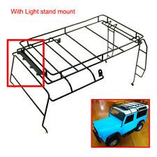 1/10 RC Crawler Black Metal Roof Luggage Rack For Land Rover /RC4WD D90 Wrangler