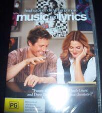 Music & Lyrics (Hugh Grant Drew Barrymore) (Australia Region 4) DVD – New