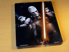 Star Wars Rebels The Complete First Season Zavvi Steelbook Blu-ray erste Staffel