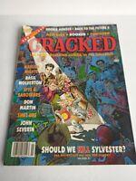 Cracked Donald Trump on Cover  Batman Mike Tyson NKOTB Don Martin Art July 1990