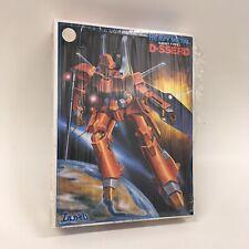 Heavy Metal Gaim Light Type D-Sserd 1/144 Bandai Vintage Discontinued Model Kit