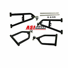 Front A-Arms For Yamaha Banshee 350 YFZ350 +2 +1 Adjustable Sport Extended A-Arm