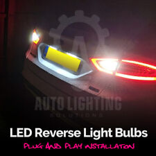 2x Ford Mondeo MK5 2012-on White LED Reverse Light Bulbs *SALE*