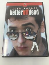 Better Off Dead (Dvd, 2002) John Cusack S6