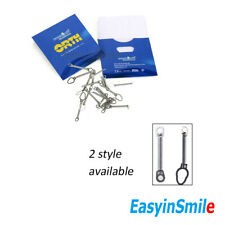 Easyinsmile Dental Orthodontic Closed Coil Spring 6/9/12mm Small Large Eyelet