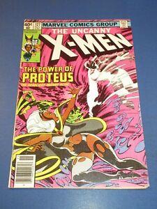 Uncanny X-men #127 Bronze age Byrne Proteus Lower grade restapled