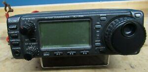 ICOM IC-706 All Mode HF/VHF Amateur Ham Radio Transceiver w/power cable