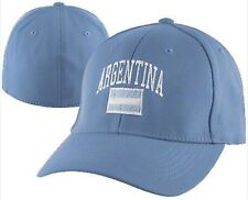 ARGENTINA Top of the World 1Fit Flex Light Blue Hat (NEW)