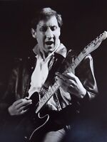 PETE TOWNSHEND PHOTO THE WHO 1982 HUGE 12 INCH UNRELEASED UNIQUE IMAGE VALUABLE