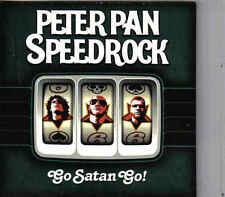 Peter Pan Speedrock-Go Satan Go cd single 3 tracks