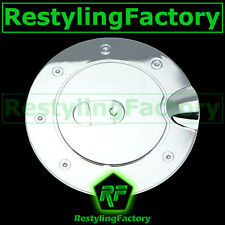 07-13 Chevy Silverado 1500+2500+3500+HD Triple Chrome Fuel Gas Cap Door Cover
