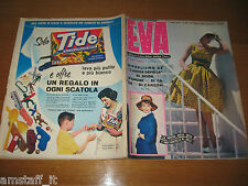 EVA=1959/30=RIVISTA MAGAZINE MODA DONNA WOMAN CUCINA ARREDAMENTO=
