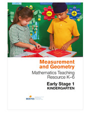 Measurement and Geometry – Early Stage 1: Maths Teaching Resource K–6