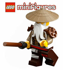 LEGO® NINJAGO® - Minifig - Hero Wu aus dem Set 71718