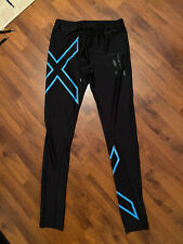 Mens Size Large 2XU Pants Compression Running