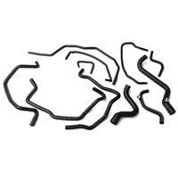 DURITES EAU SILICONE RENAULT SUPER 5 GT TURBO PHASE 2 NOIR MAT KIT DE 11