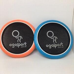 "OgoSport Mezo OgoDisk Set 14 1/2"" -Fun for Beach & Pool -No Ball"