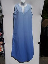 Cypress Women's Blue CottonTank Dress with Embroidery Detail Size Small NWOT