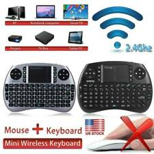 2.4G Quality Mini Wireless Keyboard Touchpad Mouse Combo For Android PC Smart TV