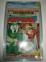 Marvel Feature # 7 CGC 9.2 / 9.4 Ant-Man Double Cover
