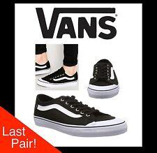 Nuevo Y En Caja Vans V19B6BT Negro Bola Skool Low Top de Superdry Skater Old Zapatos 9 10 43