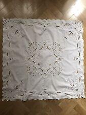 Antique Linen Richelieu Table Cloths