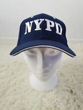 9/11/2001 NYPD 91101 Ground Zero Strapback HAT - EUC