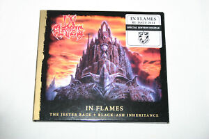 "IN FLAMES-""THE JESTER RACE / BLACK ASH INHERITANCE"" CD 2014 SPECIAL EDITION DIGI"