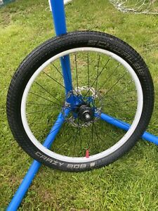 24 Inch Front Wheel Halo?