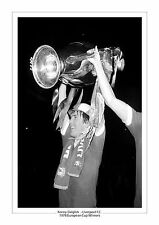 KENNY DALGLISH LIVERPOOL F.C 1978 EUROPEAN CUP A4 PHOTO PRINT 2