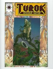 Turok, Dinosaur Hunter #1 & #2 (1993, Valiant) High Grade.  9.0 VF/NM