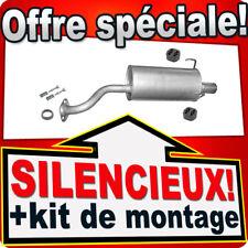 Silencieux Arriere HONDA CR-V 2.0 2001-2007 échappement AHP