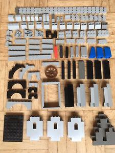 LEGO Classic Castle Ritter Knights Ritterburg Ersatzteile Konvolut grau #504
