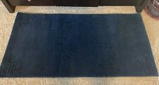 R2163 Gorgeous Blue Tibetan Meditation Rug 2.4' X 4.6' Hand Knotted in Nepal