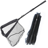 Collapsible Portable Lightweight Folding Telescoping Pole Fishing Landing Net
