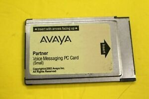 Avaya Partner Voice Messaging PC Card (Small) 700226517