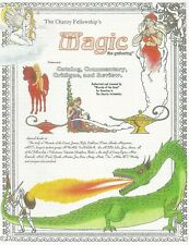 MTG: Alpha Beta Limited Edition Poster Set Booklet only