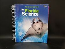 Hmh Florida Science Grade 5 Teacher Edition 2019 - Home School Resource