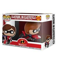 Funko Disney Rides The Incredibles 2 Elasticycle Collectable Figure #45